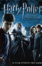Harry Potter e il Principe Mezzosangue.(Rivisitata) by sterekloving99