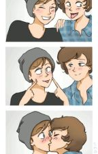"TEXT ME. ""Larry Stylinson"" by xxlouisgirl_"