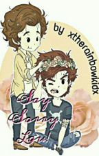 Say Sorry Lou! •larry• by xtherainbowkidx