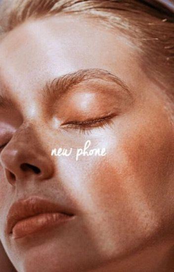 NEW PHONE [NATE BUZZ]
