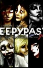 CreepyPasta ArtBook by Creepy_Girl634