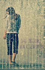 Das Spiegelbild von Regentropfen by Evoli905