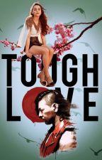 Tough Love ➳ shinsuke nakamura by lochnesshomie