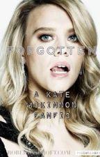 Forgotten- A Kate McKinnon fanfic by HolyHoltzmann
