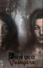 7 days as a vampire  by SalmaElkasem