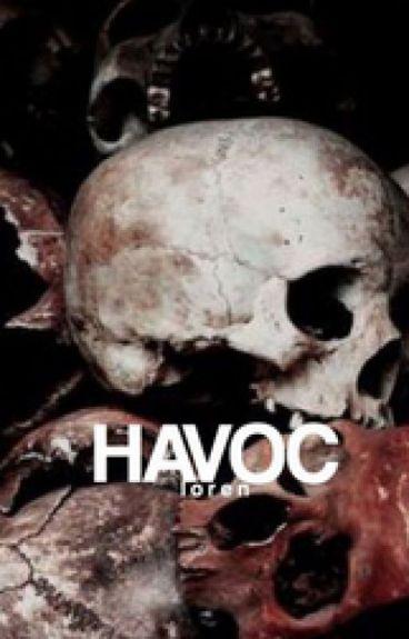 HAVOC | HARLEY QUINN by FrostyLotuses