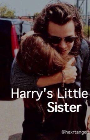 Pleasing Harrys Little Sister One Direction Fanfic Stuck To My Customarchery Wood Chair Design Ideas Customarcherynet