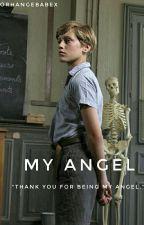 My Angel (Pierre Morhange) by elizabeththelost