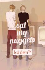 eat my nuggets |                   rant/ask book by jackasses