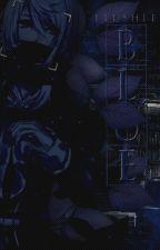 Blue Graphic Tutorials // {with Briceida} by Flushie