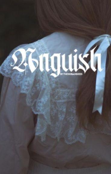 Anguish  ➸ Cedric Diggory