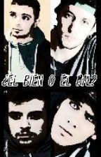 ¿EL BIEN O EL MAL?-CYTER Y ZARCRONNO by happyvirus4ever