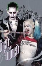 SUICIDE SQUAD HARLEY QUINN AND JOKER IMAGINES by lying_to_live
