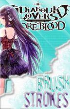 Brush Strokes ♣Azusa Mukami♣ by _Rxss_