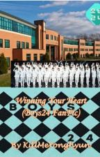 Winning Your Heart (Boys24 Fanfiction) by OnlySunghyun