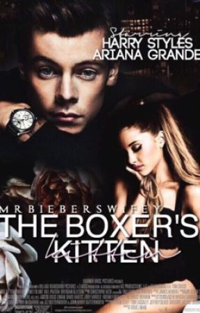 The Boxer's Kitten (hs au) by mrbieberswifey