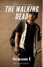 (#1) The Walking Dead (Glenn Rhee) #PremiosTWDwatt2017 by DaryRhee