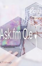 Ask.FM O.e by booksbynelly