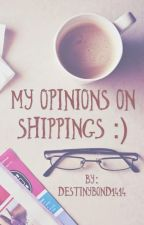 Shippings by DestinyBond1414