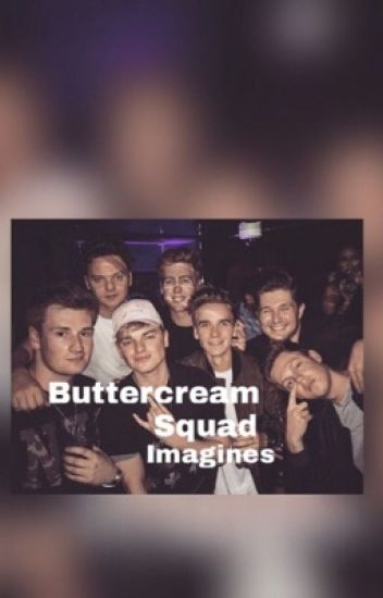 Buttercream Squad Imagines