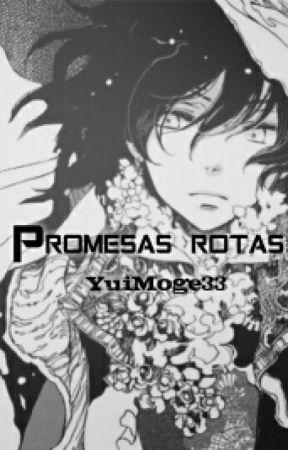 Promesas rotas by YuiMoge33