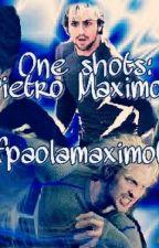 One Shots:Pietro Maximoff by FPaolamaximoff