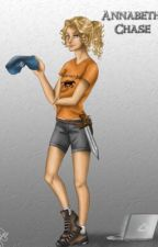 Annabeth Chase and the Lightning Thief [Percy Jackson and the Olympians] by Kei-chan22