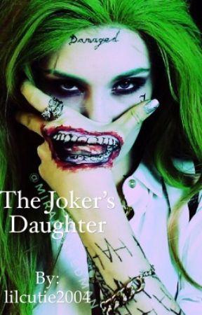The Joker's Daughter by Karrisag