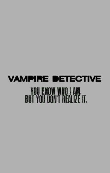 Vampire Detective ↔ Yoon.Min