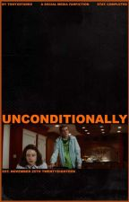 Unconditionally ▹ Chris Evans [3]  by -chemicalmixtures