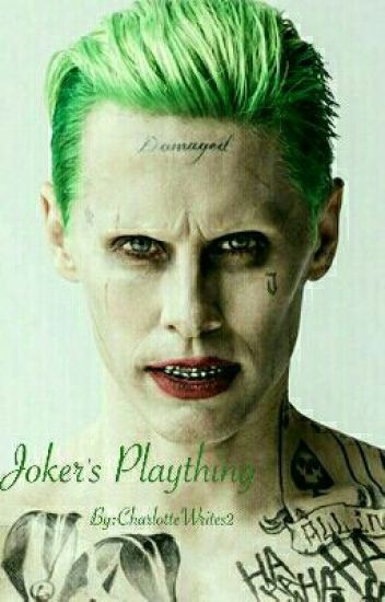 Joker's Plaything (One shot)