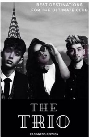 The Trio (Camren) by CrownedDirection