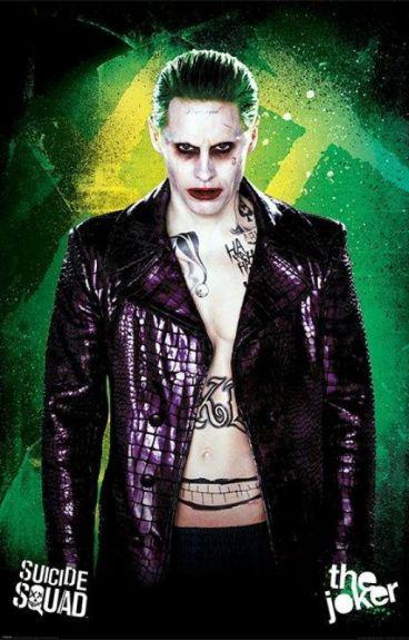 JokerXReader-In My Head