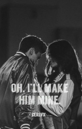 Oh, i'll make him mine. by cerlvx