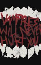 Vampires will never hurt you (frerard) by cupidsworstnightmare
