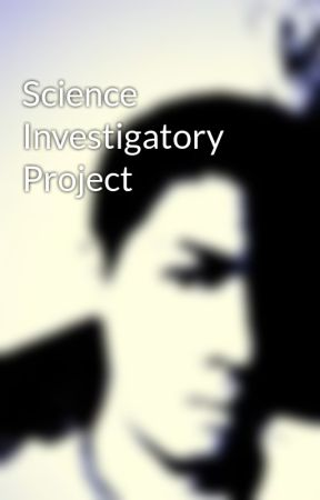 example abstract science investigatory projects