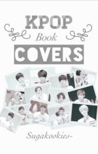 Kpop Book Covers by Sugakookies-
