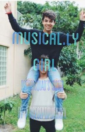 Musical.ly Girl by xPaigeCx