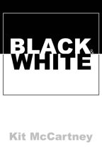 BLACK & WHITE (ARTBOOK) by kit_mccartney