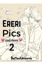 Ereri Pics and more 2 by FluffeeUnicorns