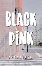 Black Pink Lyric Book by ChimChims_Kookie1322
