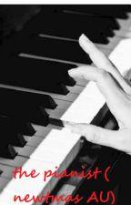the pianist ( newtmas AU ) -newt by mixedimagine