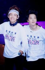 [BTS][VMin][Short-fic] Because love you by M-N-M-N