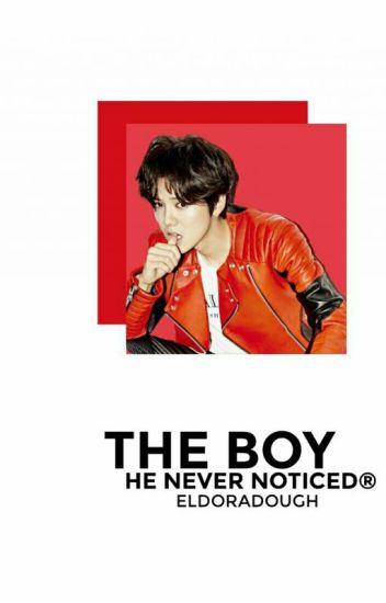 The Boy He Never Noticed ; hunhan