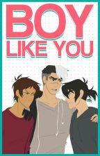 Boy Like You [Voltron] by SoffyNeko