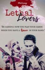 Lethal Lovers >>Harley Quinn & Joker  by totallycrxzy