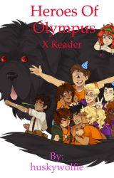 Heros of Olympus x reader by huskywolfie