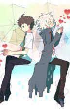 Hinata and Komaeda react to ships by Hinata_And_Izuru