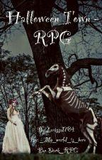Halloween Town - RPG by Larissa1704
