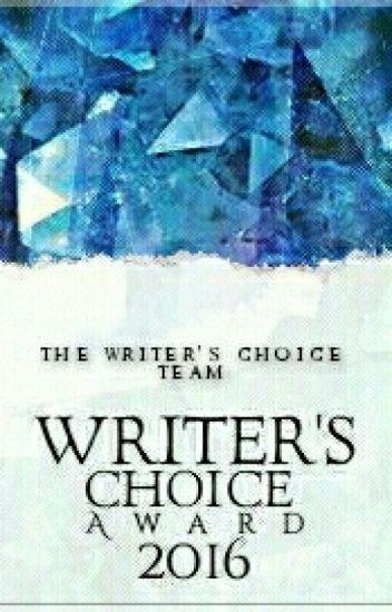 Writer's Choice Award 2016 (On Hold)